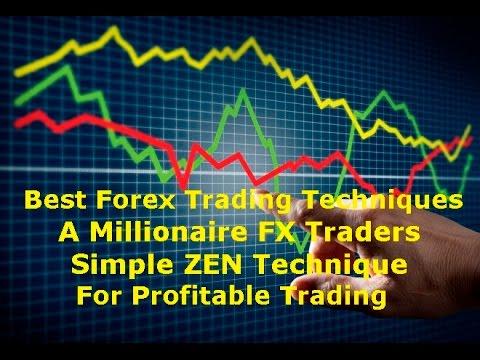 Forex trading millionaires strategies