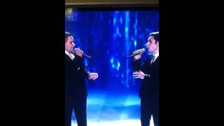 Richard & Adam britain's got talent final