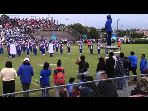 Central-Macon (Macon, GA) High School Band - 2015 Battle of the Bands in Macon, GA