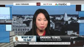 Amanda Terkel on The Agenda (1/24/14)