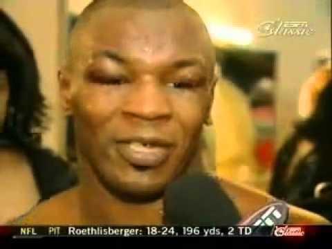 Mike Tyson - Fade into bolivian(oblivion)