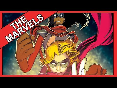 The Marvels | Generations Ms.Marvel & Ms.Marvel #1