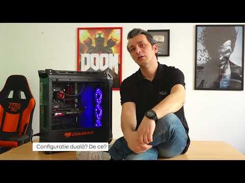 Cel mai puternic si mai scump sistem de gaming din oferta PC Garage!