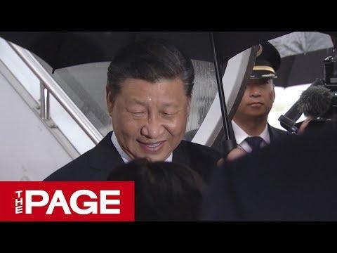 中国の習近平主席、就任以来初めての来日 G20に出席(2019年6月27日)
