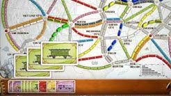 Ticket to Ride Online Tutorial