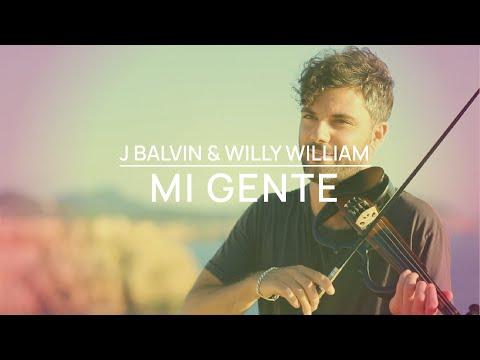 Mi Gente - violín cover Jose Asunción