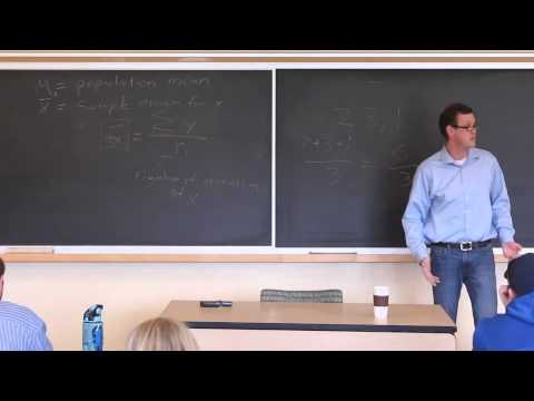 Intro to Laboratory Research Methods in Psychology 06 R and Basic Statistics