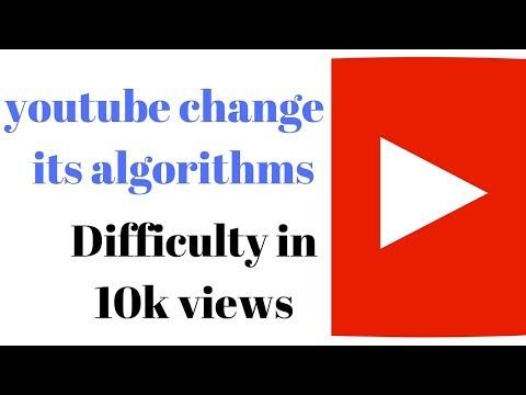tech news: Youtube change its algorithms