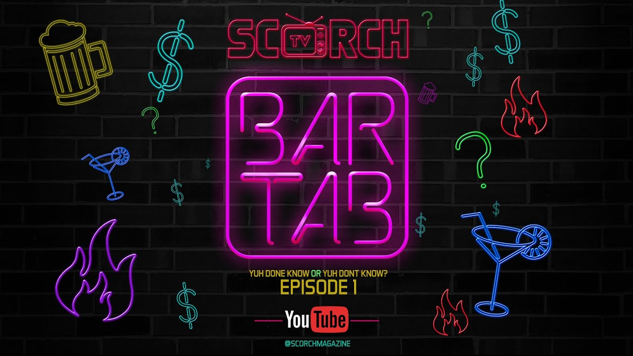 Bar Tab - Buzz Bar (Webisode 1) - YouTube