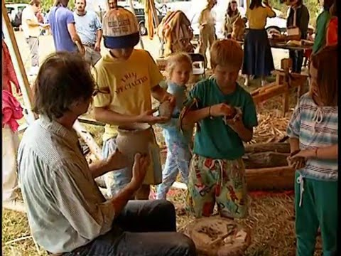 NOFA 1992 Organic Country Fair and Notable Moments
