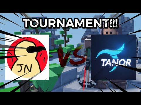 Download I hosted a tournament in Roblox Bedwars