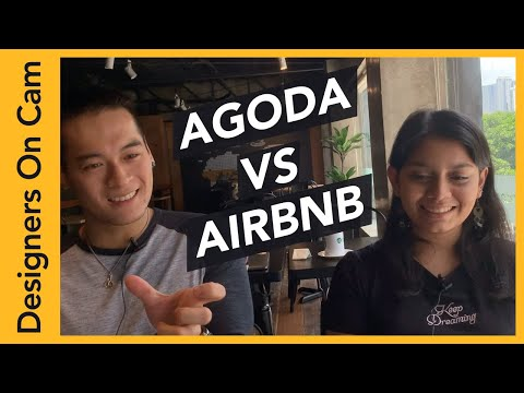 Agoda Vs Airbnb With Aldrich & Nandika