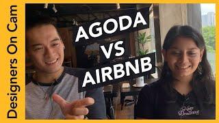 Gambar cover Agoda vs Airbnb with Aldrich & Nandika