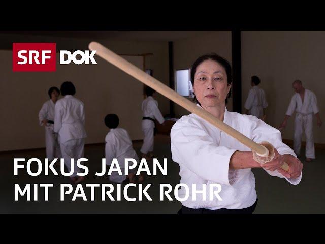 Patrick Rohr im Land der aufgehenden Sonne | Fokus Japan (2/3) | Doku | SRF Dok