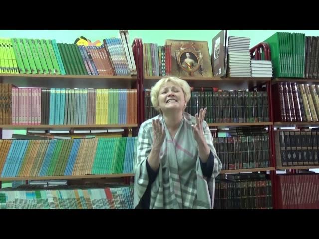 Изображение предпросмотра прочтения – ИринаМельникова читает произведение «Волжская баллада» Л.И.Ошанина