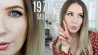 100 Years of Makeup for Pale Skin | 1970's