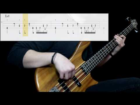 Wild Cherry - Play That Funky Music (Bass Only) (Play Along Tabs In Video)