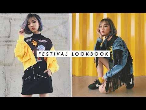 FESTIVAL LOOKBOOK! (Watch Full from Link In Description Box) | IAMKARENO x Hypebae - FESTIVAL LOOKBOOK! (Watch Full from Link In Description Box) | IAMKARENO x Hypebae