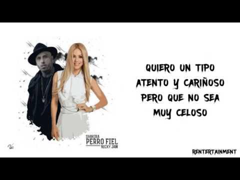 Perro Fiel   Shakira 2017