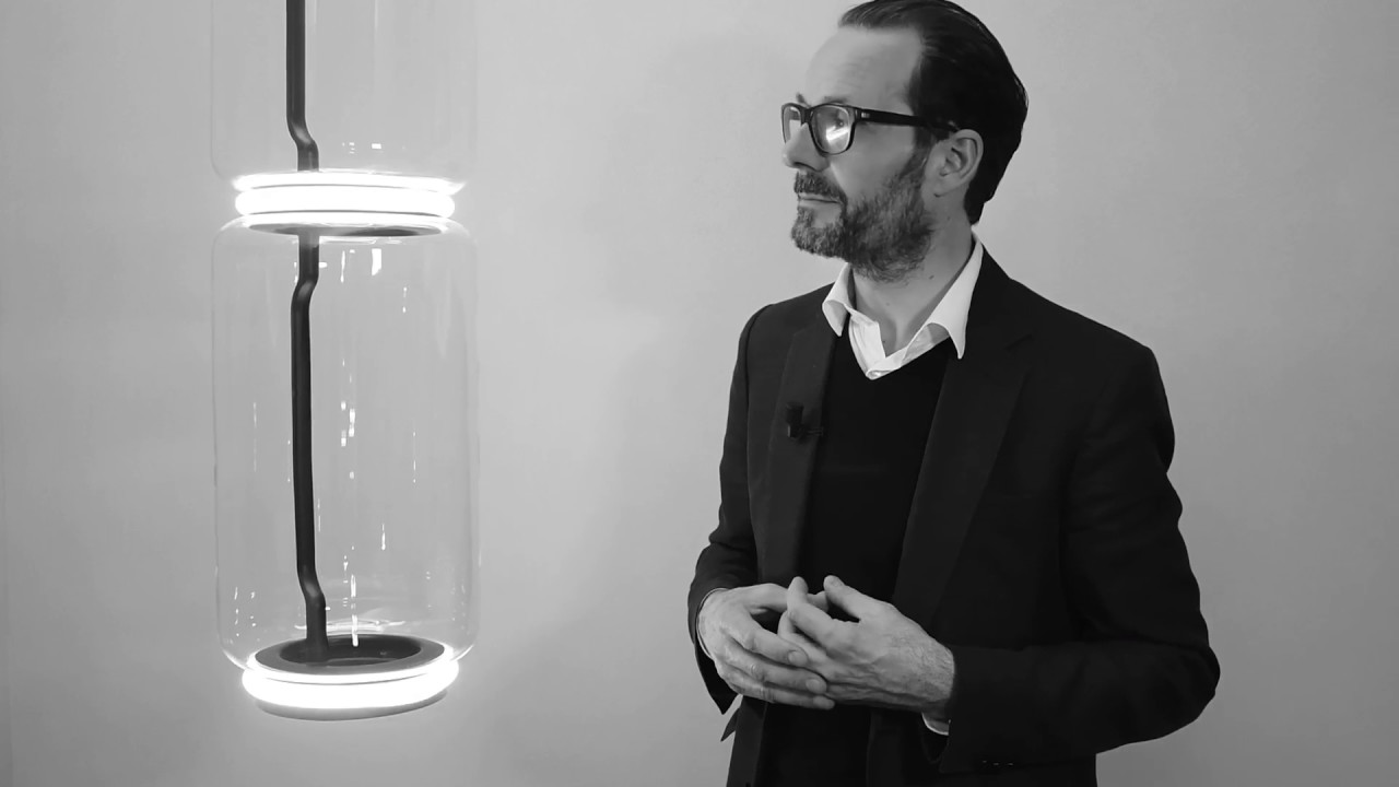 flos interviews konstantin grcic at euroluce youtube. Black Bedroom Furniture Sets. Home Design Ideas