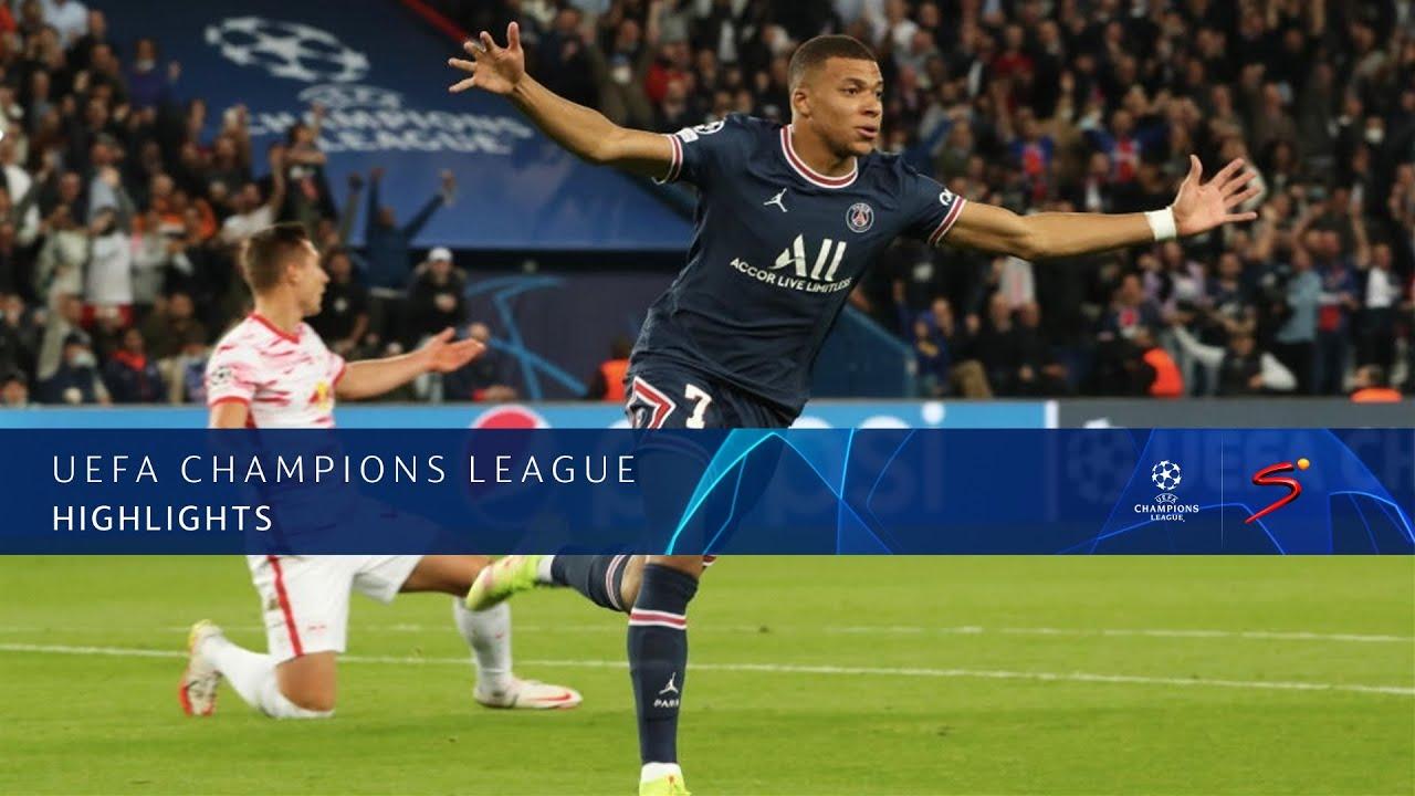 Download UEFA Champions League | Group A  | Paris Saint-Germain v RB Leipzig | Highlights
