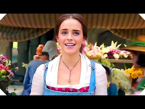 Thumbnail: BEAUTY AND THE BEAST - First 5 Minutes + ALL Blu Ray Clips & Trailer (Bonus, 2017)