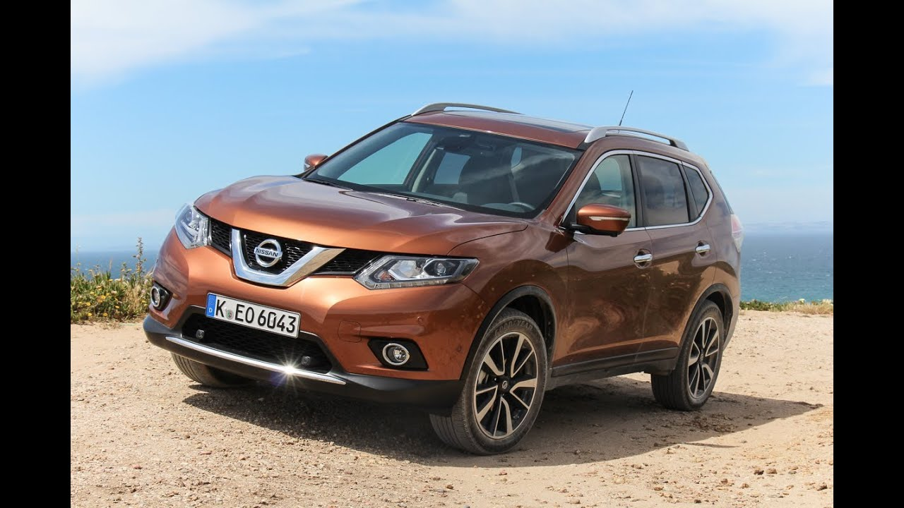 2014 nissan x trail 1 6 dci fahrbericht einer probefahrt test drive german youtube. Black Bedroom Furniture Sets. Home Design Ideas