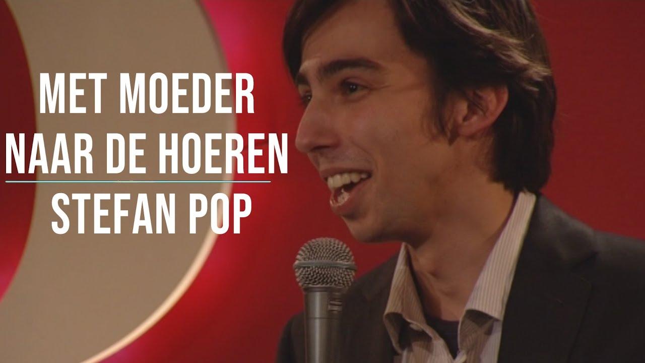 Stefan Pop - Met moeder naar de hoeren (Live in Toomler)