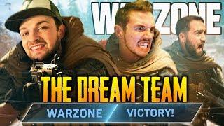 THE CALL OF DUTY DREAM TEAM! (Ali-A & Syndicate)