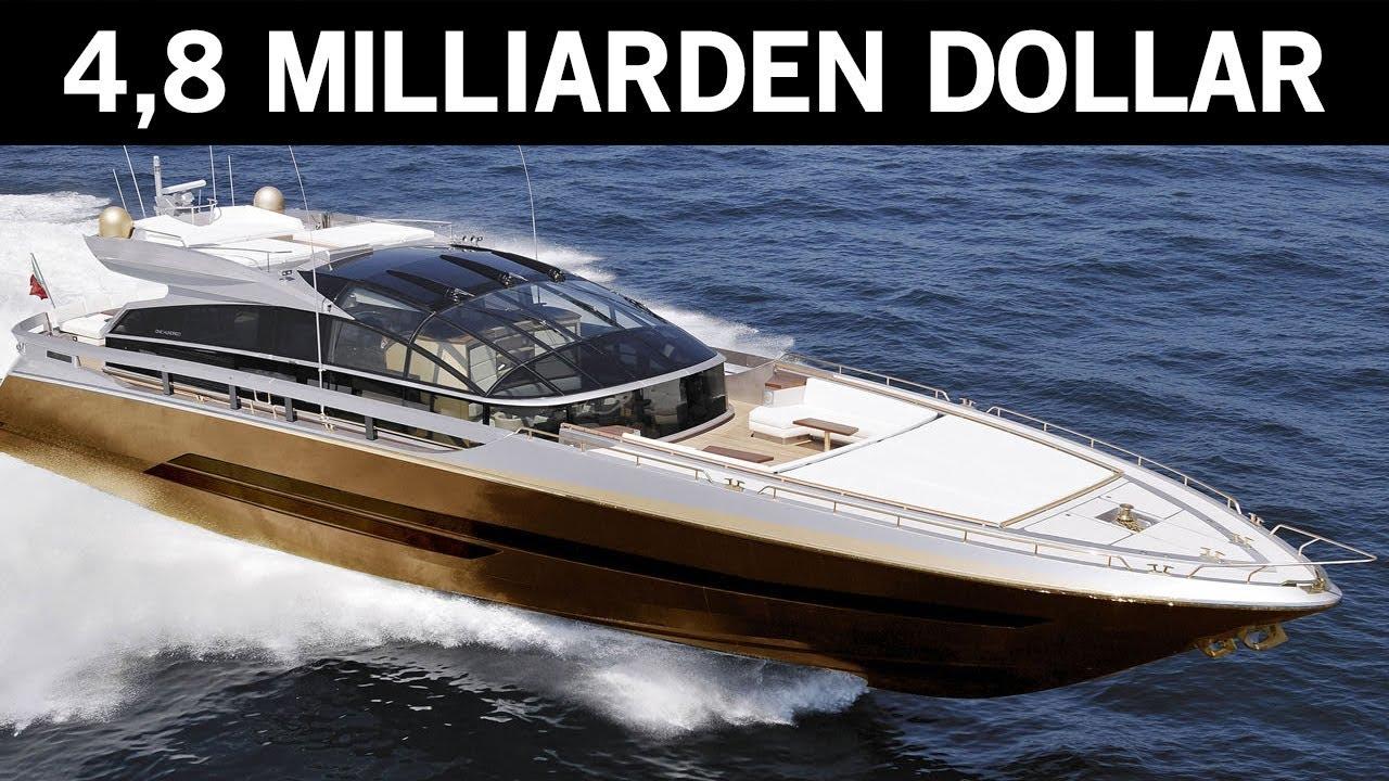 Die Yacht