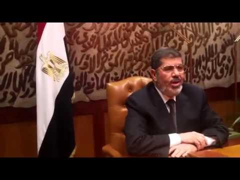 Deleted Video Message From Mohamed Morsi