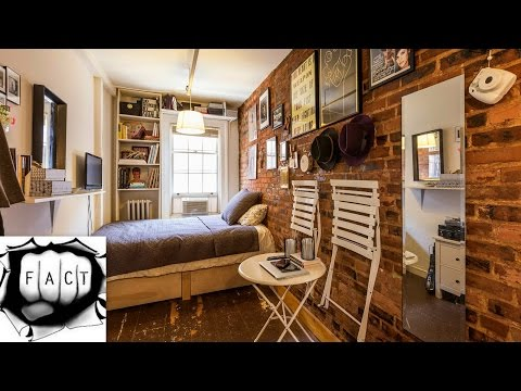 Top 10 World's Smallest Apartments