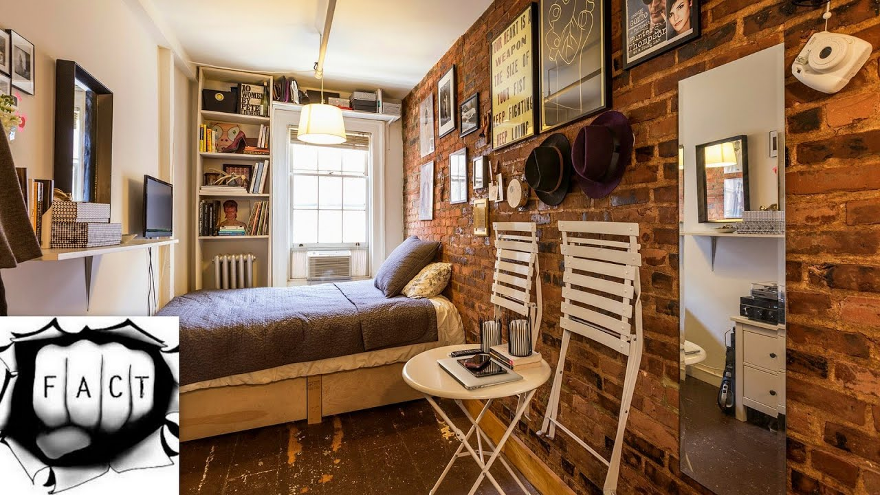 Top 10 World S Smallest Apartments