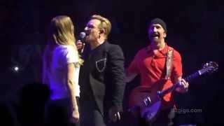 U2 Stockholm Mysterious Ways 2015-09-21 - U2gigs.com