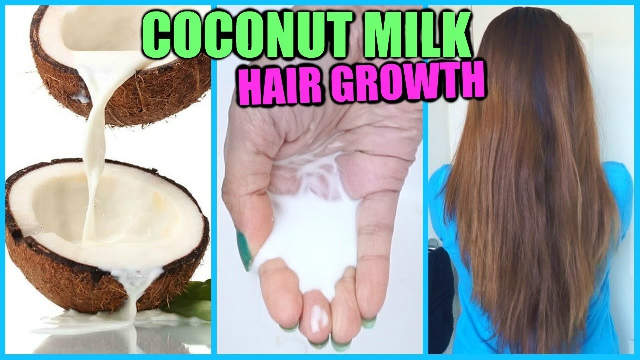 Coconut Milk For Hair-Telugu Fashion News