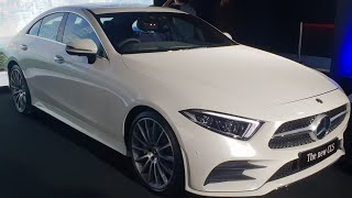 In Depth Tour Mercedes Benz CLS 350 AMG Line [C257] - Indonesia