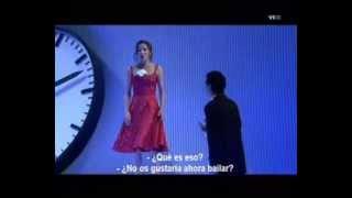 Verdi La Traviata Brindis Netrebko Villazón Salzbourg(Anna Netrebko y Rolando Villazón interpretan La Traviata de Verdi en Salzbourg 20005., 2014-02-09T17:27:50.000Z)