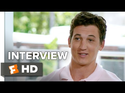 War Dogs Interview - Miles Teller (2016) - Comedy