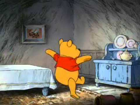 Winnie The Pooh Up and Down Touch to Ground Song