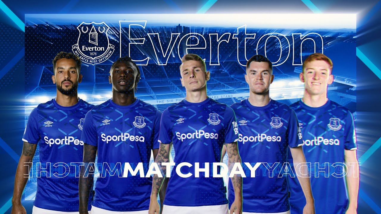 The Matchday Programme Everton V Liverpool 21 June 2020 Youtube