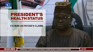 Gov. Fayose Asks President Buhari To Resign