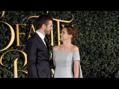 Thumbnail: Beauty and the Beast UK Premiere - Emma Watson, Dan Stevens, Luke Evans, Josh Gad, Emma Thompson