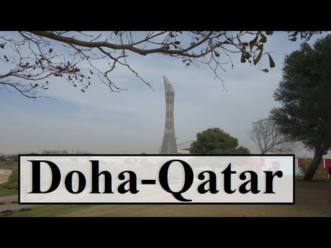 Qatar/Doha  Aspire Park,Tourch Hotel   Part 16