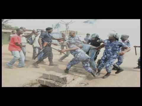 TOC TOC: cafouillage autour de la prise de la pierre sacrée à Glidji, crise électorale au Gabon