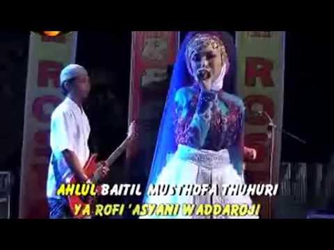 Rina Amelia - Ya Rabbibil Musthafa  - The Rosta - Aini Record
