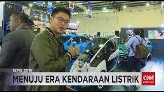 Indonesia Pamer Kendaraan Listrik