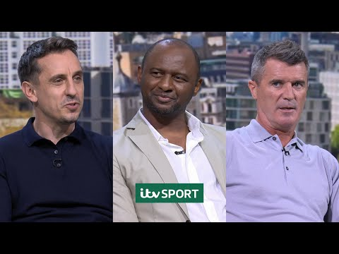 Gary Neville, Patrick Vieira & Roy Keane lift the lid on THAT incident in the Highbury tunnel