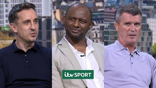 Gary Neville, Patrick Vieira \u0026 Roy Keane lift the lid on THAT incident in the Highbury tunnel