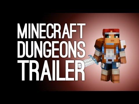 minecraft-dungeons-gameplay-trailer:-minecraft-dungeons-reveal-trailer-from-e3-2019