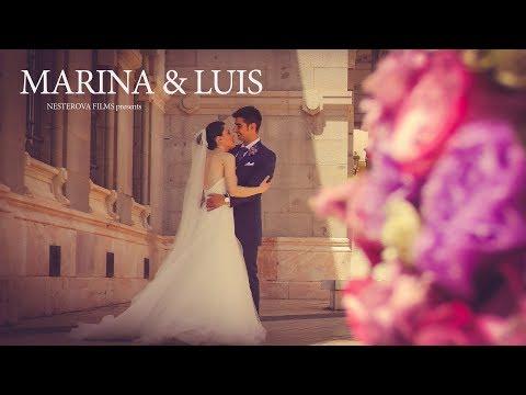 VIDEO TRÁILER DE BODA ♥ MARINA Y LUIS ❤ MURCIA CARTAGENA